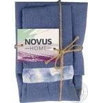 Фартух Novus Home Azzurro 75*56см синій