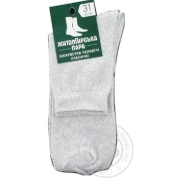 Шкарпетки чол. арт.654020 р.31