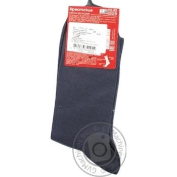 Шкарпетки бавовняні Брестские classic чоловічі 29р - купити, ціни на CітіМаркет - фото 2