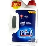Finish Classic for powder dishwasher 2,5kg