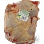 Четверть задняя Наша ряба цыпленка-бройлера охлажденная (упаковка ~4кг)
