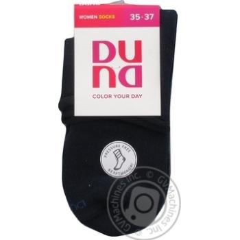 Носки женские Дюна темно-синие размер 21-23 802 - купить, цены на Фуршет - фото 2