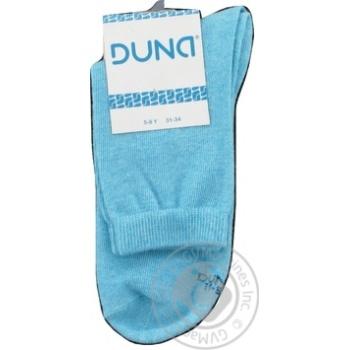 Шкарпетки дит. Дюна 471 р.20-22 Бірюзовий