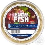 Сельдь Master Fish в масле 500г