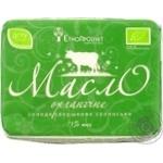 Масло ЕтноПродукт Селянське солодковершкове органічне 73% 200г