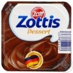 Zottis Chocolate Dessert