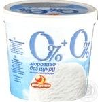 Морозиво Ласунка 0% + 0% без цукру 250г