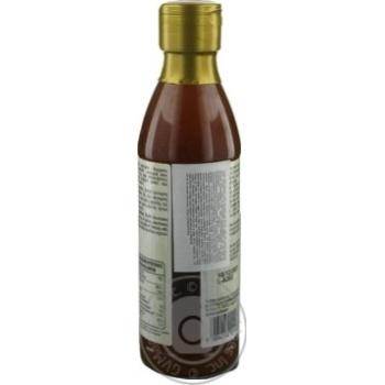 Соус винный Varvello белый с яблочным соком 250мл - купить, цены на Novus - фото 2