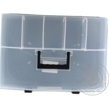 Органайзер Prosperplast прозрачный на 6 секций 400X298X85мм
