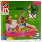 Басейн ігровий з кульками Bestway