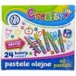 Пастель Astra Creativo 24 цвета