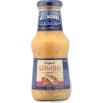 Соус Hellmanns Samba 250мл