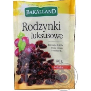 Родзинки Bakalland Джамбо 100г