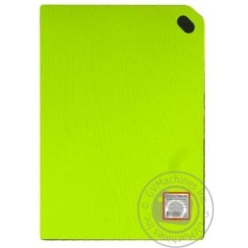 Доска Эталон-С №2 для резки пластиковая 21x30см - купить, цены на МегаМаркет - фото 1