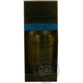 Oils for the hair restoration 118ml