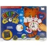 Набір для творчості Danko Toys Creative Clock