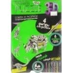 Іграшка Данко набір д/творчості 3Dпазл х6