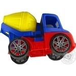 Іграшка Автомобыль Бетоноpзмішувач арт.294