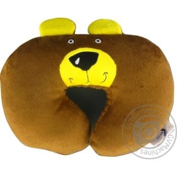 Подушка автомобільна дитяча Ведмідь Кердис - купити, ціни на Novus - фото 1