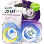 Soother Avent for children from 18 months 2pcs