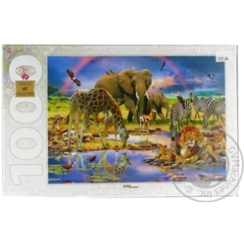 Step Puzzle 1000 Details Puzzles in Assortment - buy, prices for Novus - photo 4