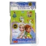 Ranok-Creative Disney Frozen Album With Stickers in stock