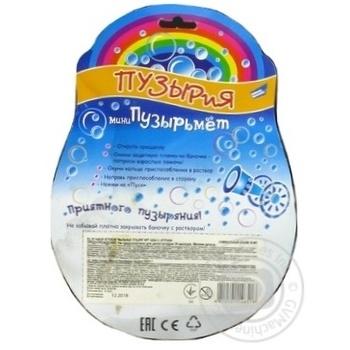 Іграшка Bubbleland Пузирмет - купити, ціни на Novus - фото 2