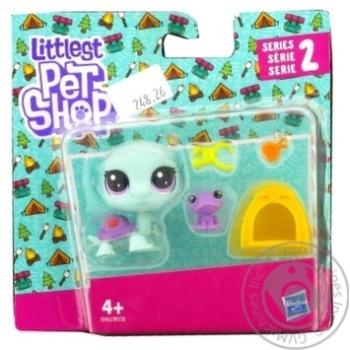 Набір іграшковий Два звірятка LPS-Маленький Зоомагазин в асортименті Hasbro