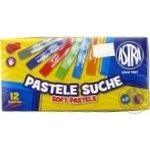 Astra Dry Pastel 12 Colors