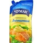 Майонез Чумак Аппетитный 30% 600г