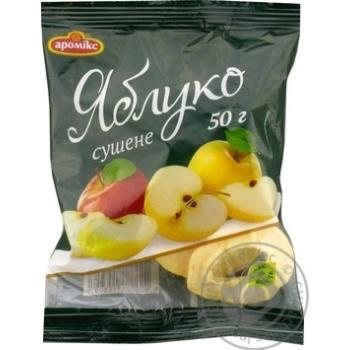 Яблоко сушеное Аромикс 50г - купить, цены на Ашан - фото 3
