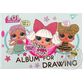 Album 1 veresnya for drawing 28pages