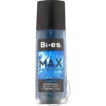 Дезодорант спрей Bi-es Max для мужчин 100мл - купить, цены на ЕКО Маркет - фото 1