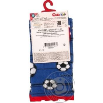 Носки хлопчатобумажные Conte-Kids tip-top детские 18р - купить, цены на Novus - фото 2