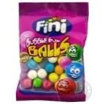 Жевательные резинки Fini Balls Шарики 100г