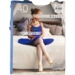 Колготи дитячі білий Ballet Інтуіція 140-147