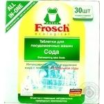 Tablet Frosch for washing 630g