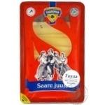 Сыр Saaremaa Saare juust Гауда без лактозы 150г