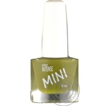 Color Intense Nail polish Mini enamel №043