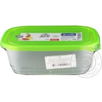 Rotho Sunshine Freezer Container 1l - buy, prices for CityMarket - photo 4