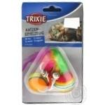 Іграшка Trixie для котів М`ячики 3шт 4133
