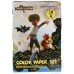 Набор цветной бумаги Cool for school Никита Кожумяка А4 16 листов 8 цветов