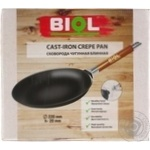 Сковорідка Biol для млинів зі знімною ручкою 22см