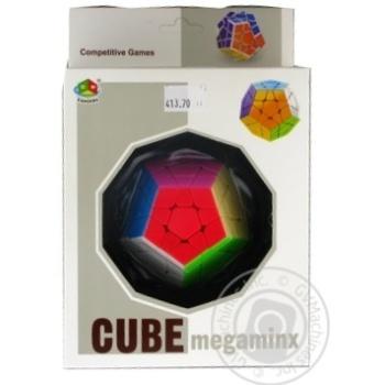 Игрушка Головоломка Магический кубик - купить, цены на МегаМаркет - фото 1