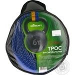 Ecokraft Towing Cables 6t 60mm 5m