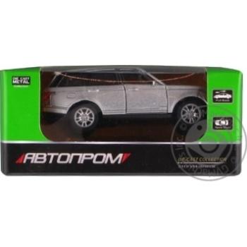 Іграшка Автопром Автобус Ікарус 1:64 метал в асортименті - купити, ціни на Ашан - фото 3