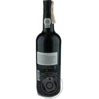 Вино Caseiro Tawny Porto червоне міцне 19% 0,75л - купити, ціни на Novus - фото 2
