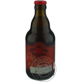 Пиво Makar Beer Premium Pilsner светлое 4,8% 0,33л
