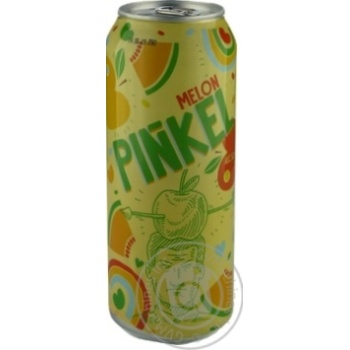 Beverage with melon fermented 5% 500ml