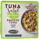 Salad tuna with quinoa canned 160g